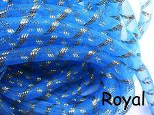 10Y Large Poly Mesh Tube Tubing Deco Poly Flex Ribbon 16mm-U PICK HW004