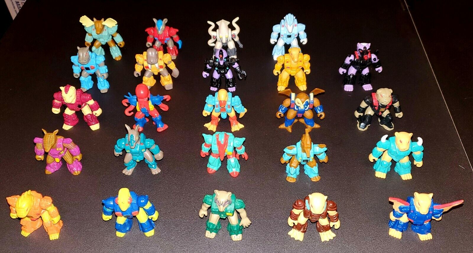 BATTLE BEASTS - SERIES 2 COMPLETE  SET OF (24)  29 through  52