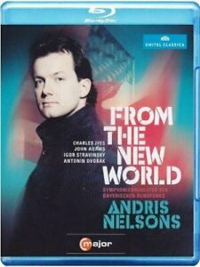 Dvorak-Symphony-No-9-From-The-New-World-Andris-Nelsons-C-DVD-Region-2