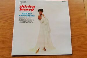 SHIRLEY-BASSEY-And-We-Were-Lovers-1967-UK-VINYL-LP-1st-PRESSING-A1-B1-MONO-VG-EX