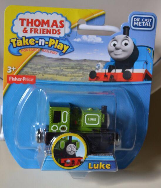 Thomas and Friends Take n Play LUKE Portable NEW