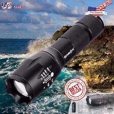 5000lm ShadowHawk X800 CREE XM-L T6 Zoomable Flashlight LED Military Torch G700