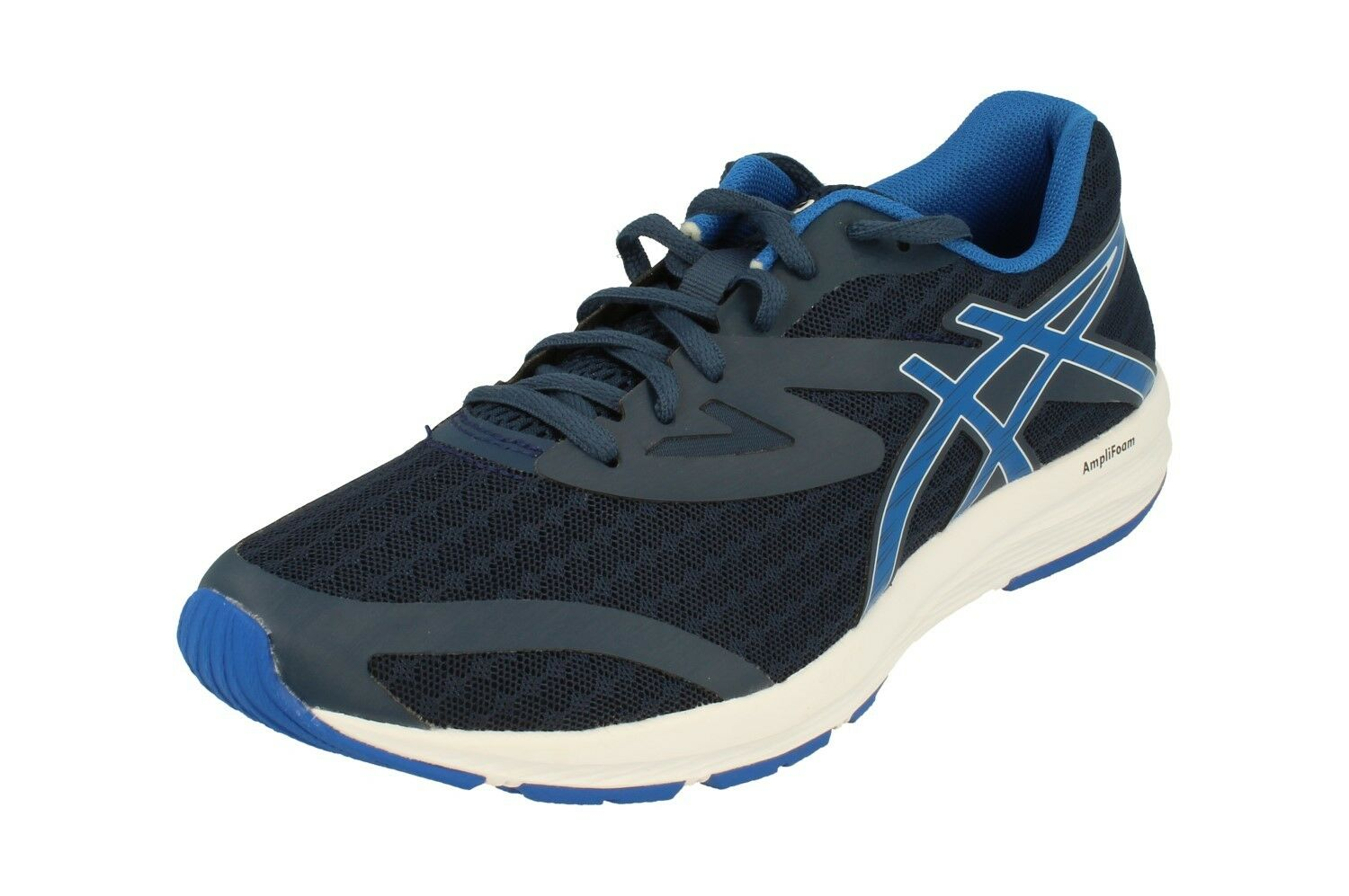 Asics Amplica Mens Running Trainers T825N Sneakers shoes 4945