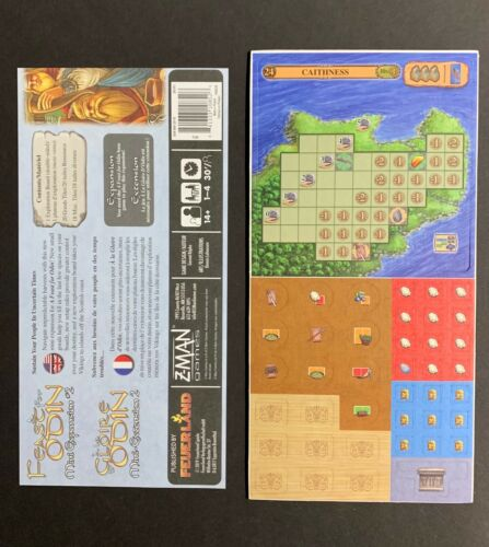 Mini Expansion 2 Promo NEW Z-Man Games Uwe Rosenberg A Feast for Odin