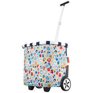Möbel & Wohnen Reisenthel Carrycruiser Millefleurs Cruiser 40 L Trolley Shopper Einkaufskorb