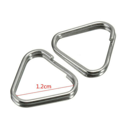For Leica Panasonic Fuji Sony DSLR Triangular Split Rings Camera Belt Buckle
