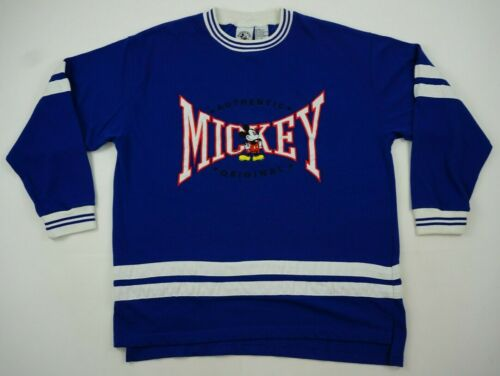 Vintage Mickey & Co Mickey Mouse long sleeve shirt
