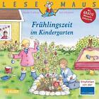 LESEMAUS, Band 45: Frühlingszeit im Kindergarten von Sandra Ladwig (2014, Taschenbuch)