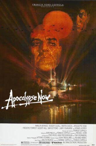 Marlon Brando movie poster print 7 1979 Apocalypse Now