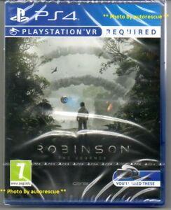 Robinson-IL-VIAGGIO-VR-PS-VR-richiesta-034-NUOVO-E-SIGILLATO-034-PS4-quattro