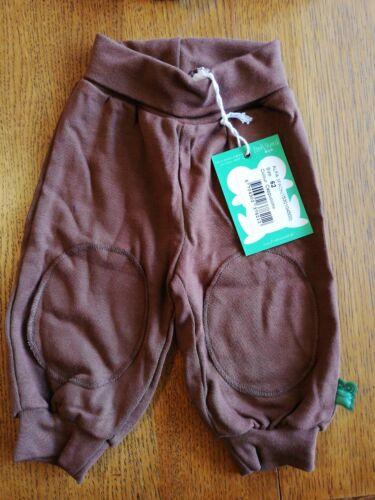 Bebé algodón cómodo tirar Pantalones Fred/'s World Marrón 62cm 3-6mth