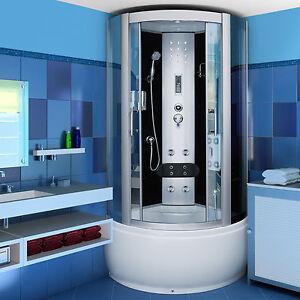 Berühmt Duschkabine Regendusche Fertigdusche Dusche Duschabtrennung OF78