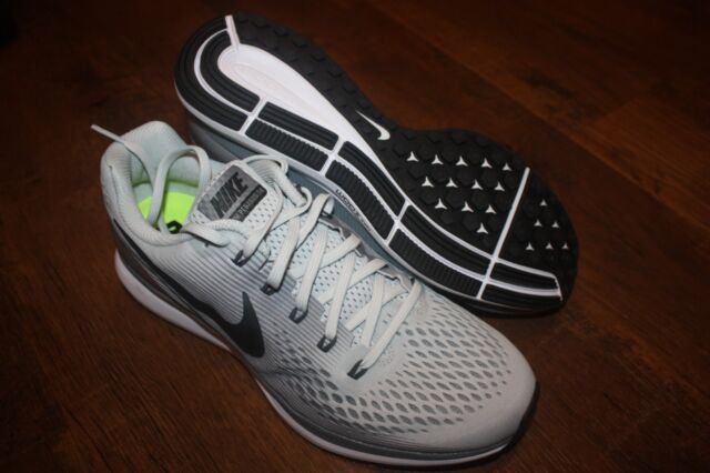 461be1d415156 Nike Air Zoom Pegasus 34 Mens Running Shoes 11 Pure Platinum 880555 ...