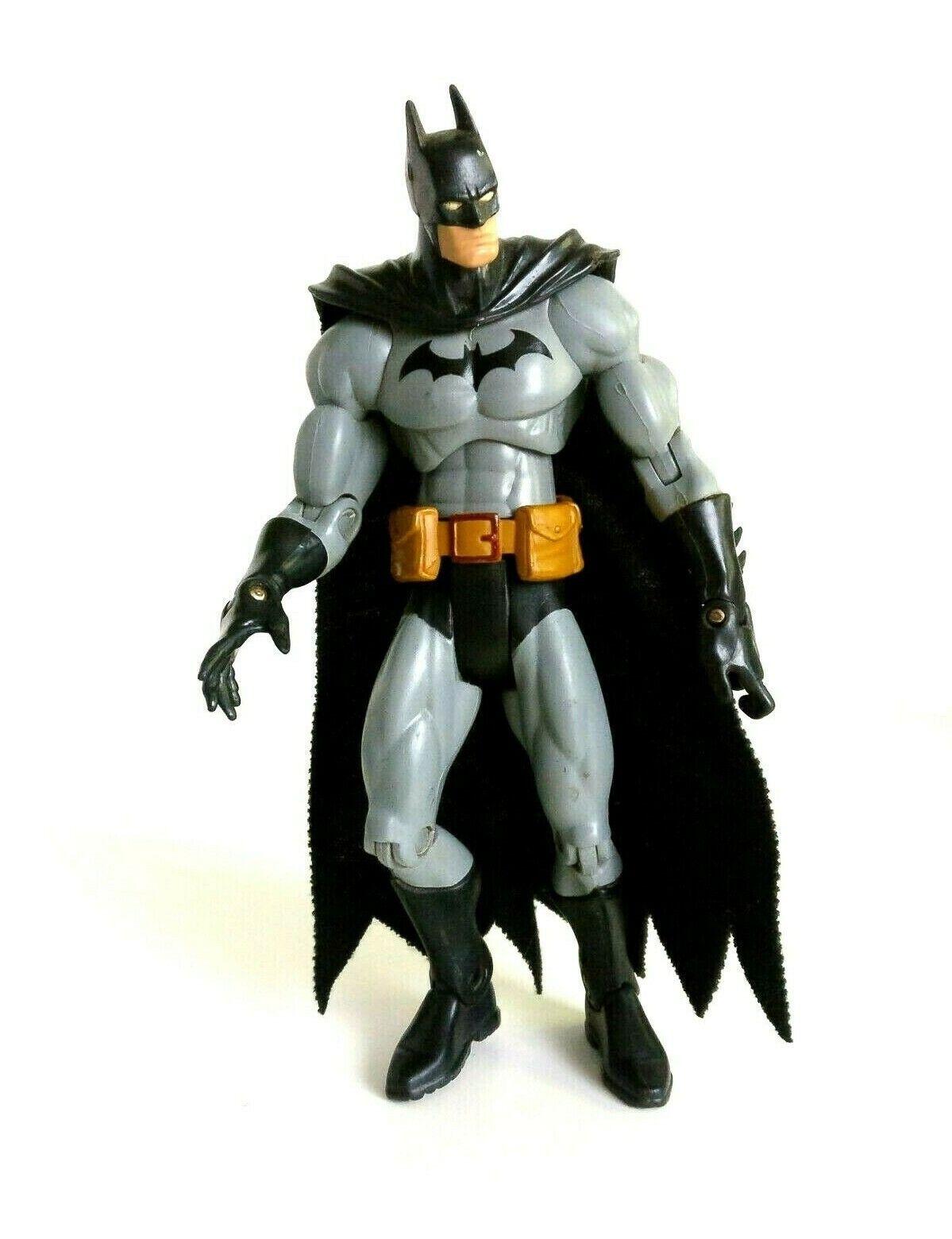 DC Comics - Mattel - Batman Series Action Figure - Bat Signal Batman - Rare