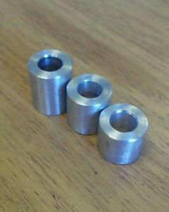 30mm Diameter Spacer Collar Bush 4mm 5mm 6mm 8mm 10mm 12mm 14mm 16mm 20mm Hole