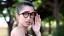 thumbnail 20 - Flip Up Circle Steampunk Glasses Goggles Sunglasses Emo Retro Vintage Cyber Punk