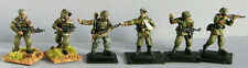 TQD GH22 20mm Diecast WWII 1944-45 German Combat Unit in M43 Hooded Smocks