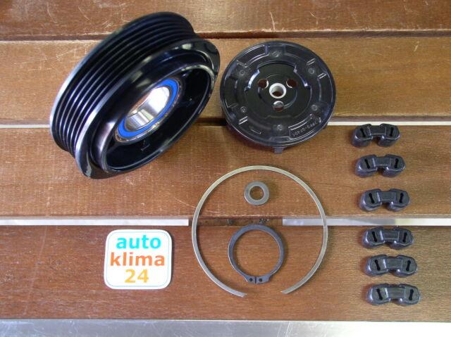 Compressore d'aria puleggia per MERCEDES VITO VIANO SPRINTER 115 mm NUOVO
