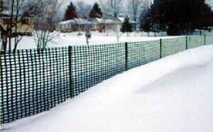 Snow-Fence-Polyethylene-Plastic-Fencing-Heavy-Duty-4-039-x-100-039