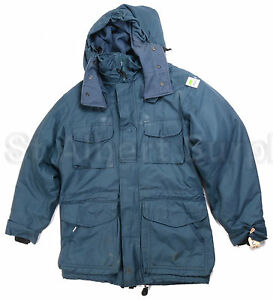 new style ab87a 8119c Details about CANADIAN ARMY ARCTIC WINTER PARKA - 7336 - AIR FORCE BLUE -  C26