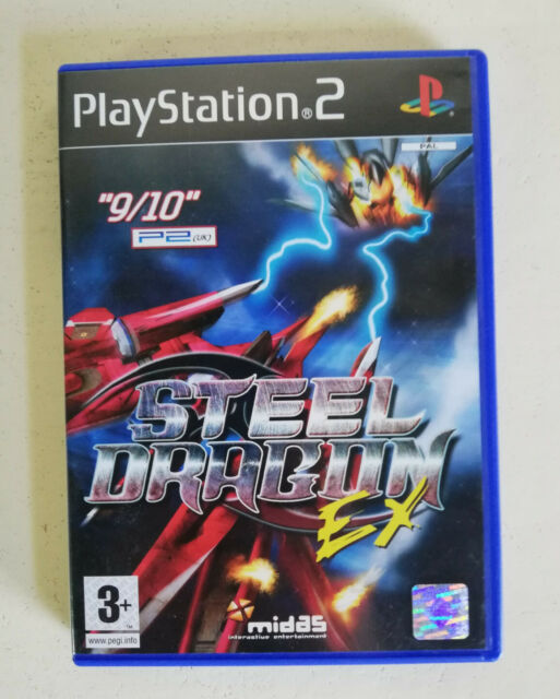 Steel Dragon EX - Jeu PS2
