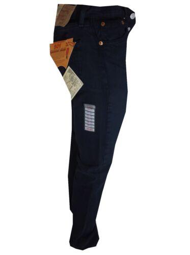 Pantaloni 27 Levis Denim 31 Cotone 28 Uomo Verde W Blu Nuovi Levi's 501 Jeans BwR1RqI0p