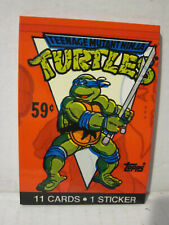 TMNT 80/'s Theme Helvetica /& Die Cut Sticker Inspired by Teenage Mutant Ninja Turtles
