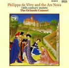 Philippe de Vitry and the Ars Nova: 14th Century Motets (CD, May-2006, Amon Ra)