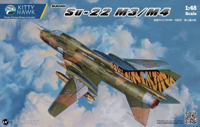 Kitty Hawk 1 48 Sukhoi Su-22 M3 M4