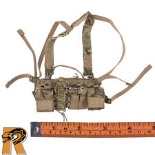 Marine Raiders - Ammo Pouch Vest - 1/6 Scale - Soldier Story Action Figures