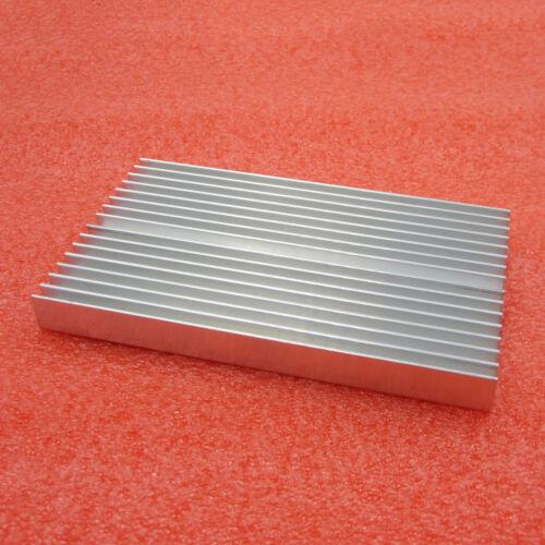 100x60x10mm Heatsink Aluminum Heat-Sink Heat Sink for LED Power Transistor