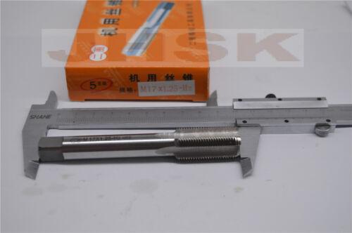 (1pcs) 17mm x 1.25 Metric Machine Tap M17 x 1.25 mm superior quality (S)
