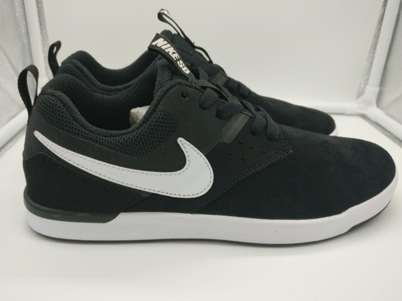 Nike SB Zoom material arrojado Reino Unido 5.5 Negro blancoo 749752002