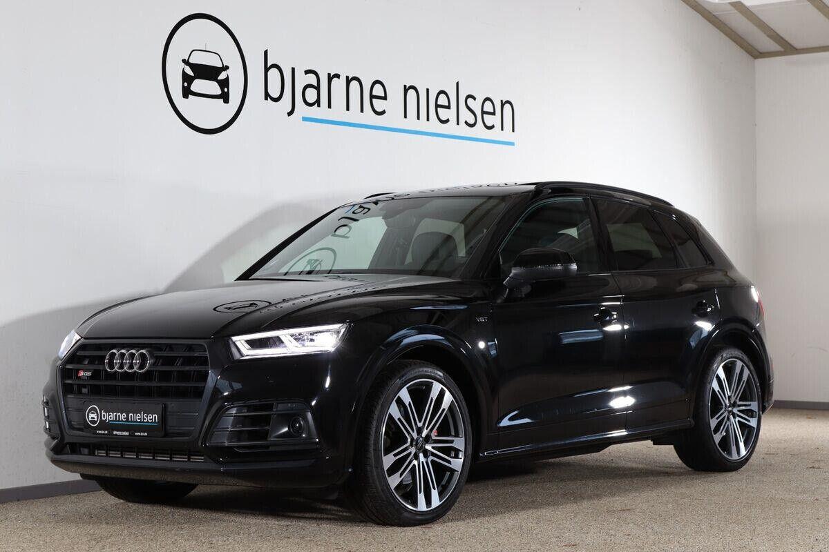 Audi SQ5 Billede 4