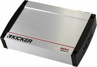 Kicker 40kx1600.1 Car Audio Mono 1ch Class-d Kx-series Amplifier Amp Kx1600.1