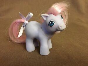 My Little Pony Vintage G1 Baby Ember Lavender Baby Ponies Ebay