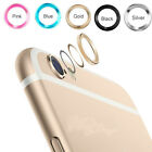 Back Rear Metal Camera Lens Protective Ring Case Guard For Apple iPhone 6&Plus