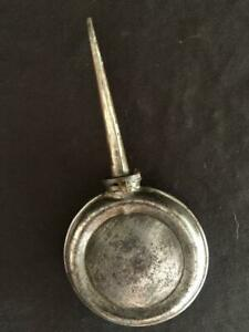 BANJO  OIL CAN OILER STEAM ENGINE TRACTOR MOTORCYCLE BICYCLE