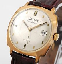 GUB Glashütte Spezimatic Kal 75 761 Automatic Armbanduhr watch