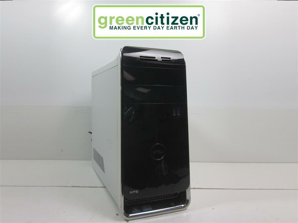 Dell XPS 8500 Core i7-3770 16GB RAM 480GB SSD 2TB Wi-Fi Bluray RADEON GAMING PC