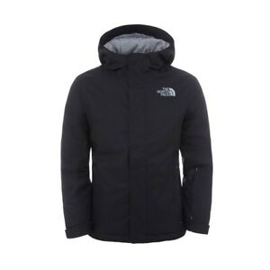 The-North-Face-Snow-Quest-Jacket-Bambino-T0CB8F-JK3-Black
