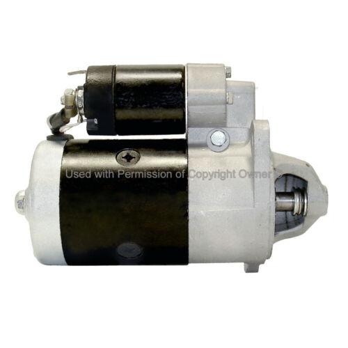 Starter Motor Quality-Built 16203 Reman