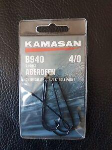 KAMASAN B940 ABERDEEN HOOK  Size:6//0