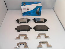 Ford Fiesta Mk7 Front Brake Pads Set 2008-Onwards *OE QUALITY*
