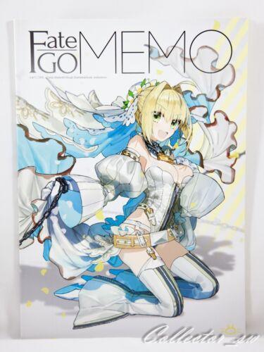 7-14 Days JPFate//Grand Order MEMO 1 Wadamemo Doujin Art Book