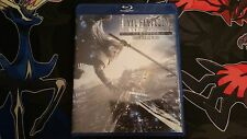 Final Fantasy VII Advent Children Blu-ray Disc NTSC Complete