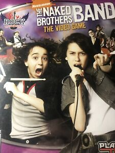 PS2G436 The Naked Brothers Band: The Video Game PS2 GET IT