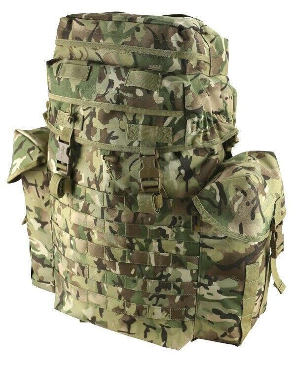 N.I Patrouille Sac 38 Litre Mou S2000 Multicam Mtp Btp Armée Marines Para SAS
