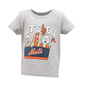 New-York-Mets-Official-MLB-Genuine-Infant-Toddler-Size-T-Shirt-New-NO-Tags