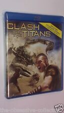 CLASH OF THE TITANS (2010) Blu-ray disc New/Sealed SAM WORTHINGTON / LIAM NEESON